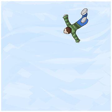 Flying by damienmason