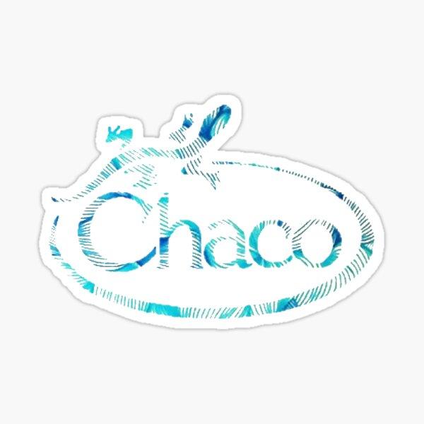 Blue Chaco Sticker