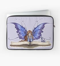 Book Worm  Laptop Sleeve
