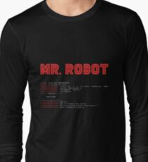 MR ROBOT fsociety00.dat Long Sleeve T-Shirt