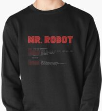 MR ROBOT fsociety00.dat Pullover