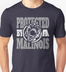Protected by a Malinois T-Shirt