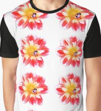 flower bee buzz (repeating) Graphic T-Shirt