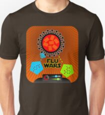 Flu wars Unisex T-Shirt
