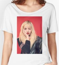 Lisa - Blackpink Women's Relaxed Fit T-Shirt