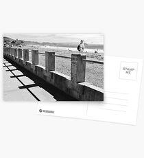 Along the Cayucos Boardwalk Postcards