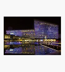 Harpa Centre - Iceland Photographic Print