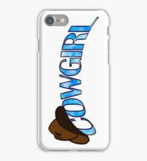 Cowgirl iPhone / Samsung Galaxy Case iPhone Case/Skin