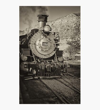 Durnago Narrow Gauge  Photographic Print