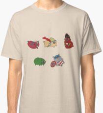 Pugvengers Classic T-Shirt
