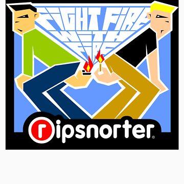 Fight Fire With Fire by ozziejoeroxx