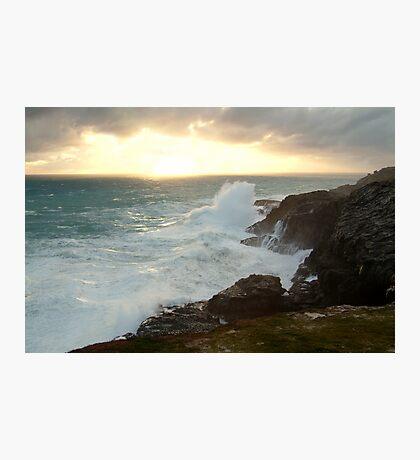 Power and Glory, Cape Bridgewater Photographic Print