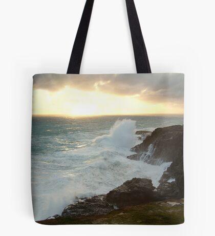 Power and Glory, Cape Bridgewater Tote Bag