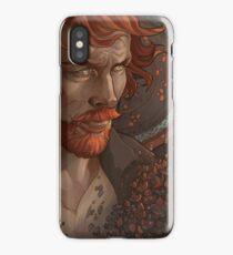 Captain Flint, Black Sails iPhone Case/Skin