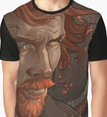 Captain Flint, Black Sails Graphic T-Shirt