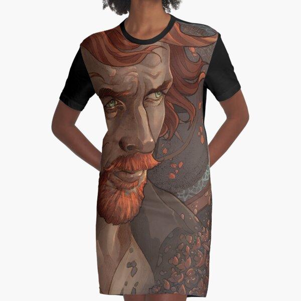Captain Flint, Black Sails Graphic T-Shirt Dress