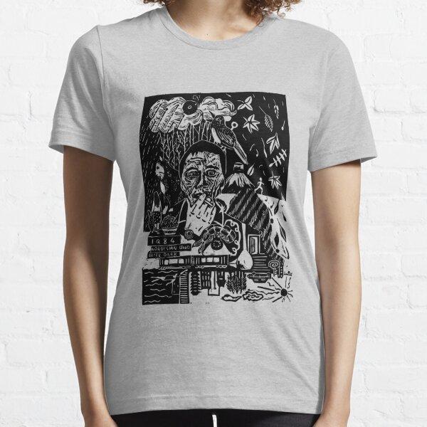 Le Monde de Haruki Murakami T-shirt essentiel