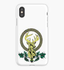 Golden Deer iPhone Case/Skin