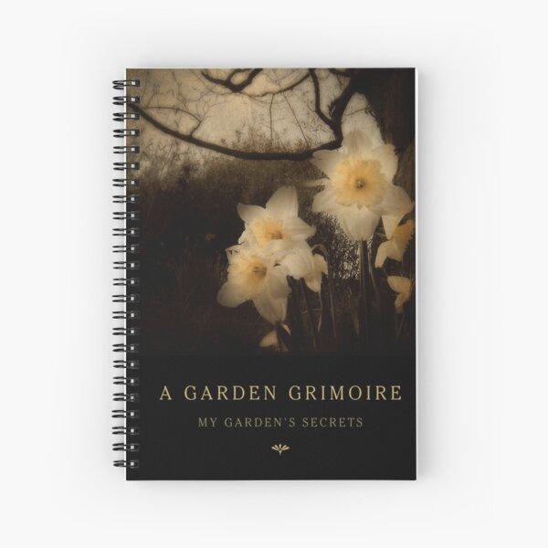 Garden Journal: Daffodils Spiral Notebook