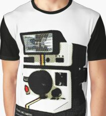 Instant camera Graphic T-Shirt