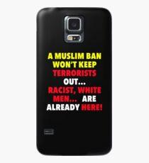 No BAN No WALL Case/Skin for Samsung Galaxy