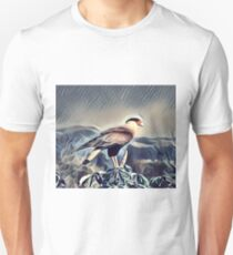 The Northern Crested Caracara  Unisex T-Shirt