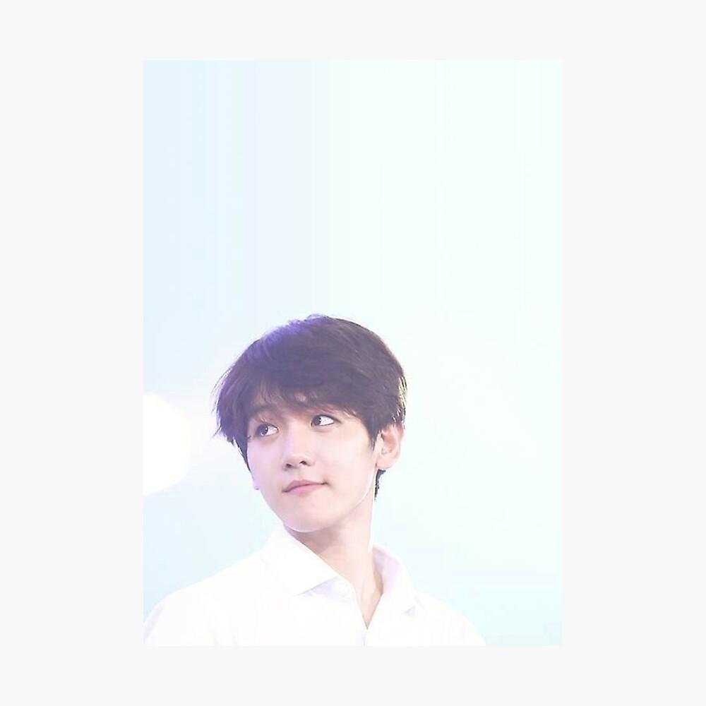Baekhyun - EXO Fotodruck