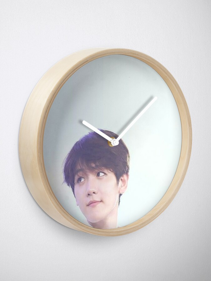 Alternative Ansicht von Baekhyun - EXO Uhr