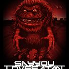 Say You Love Satan 80s Horror Podcast - Critters by sayyoulovesatan