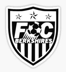 FC Berkshires Sticker