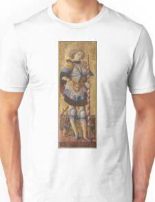 Carlo Crivelli - Saint George Unisex T-Shirt