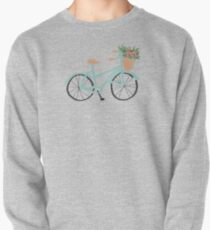 Baby Blue Bicycle Pullover