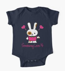 Somebunny Loves Me Kids Clothes