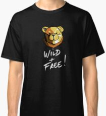 ROBUST BEAR WILD + FREE COLOR Classic T-Shirt