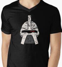 Cylon Erosion Men's V-Neck T-Shirt