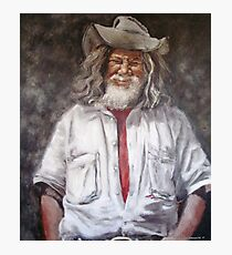 Campbell the Swagman II Photographic Print