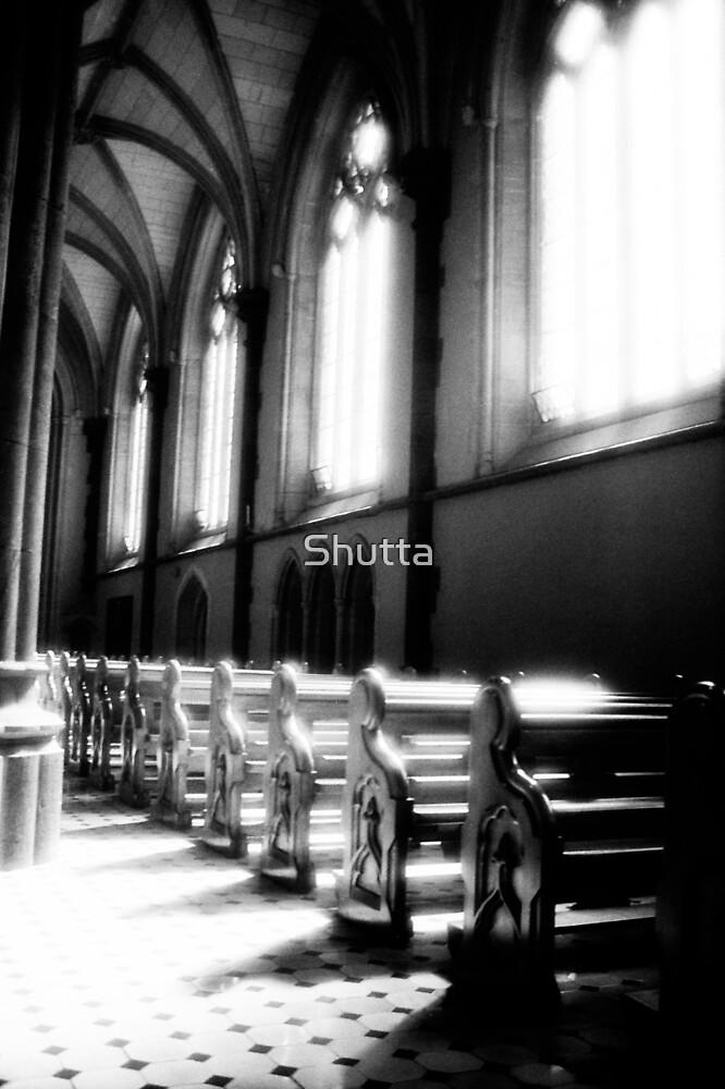 St Andrews by Shutta