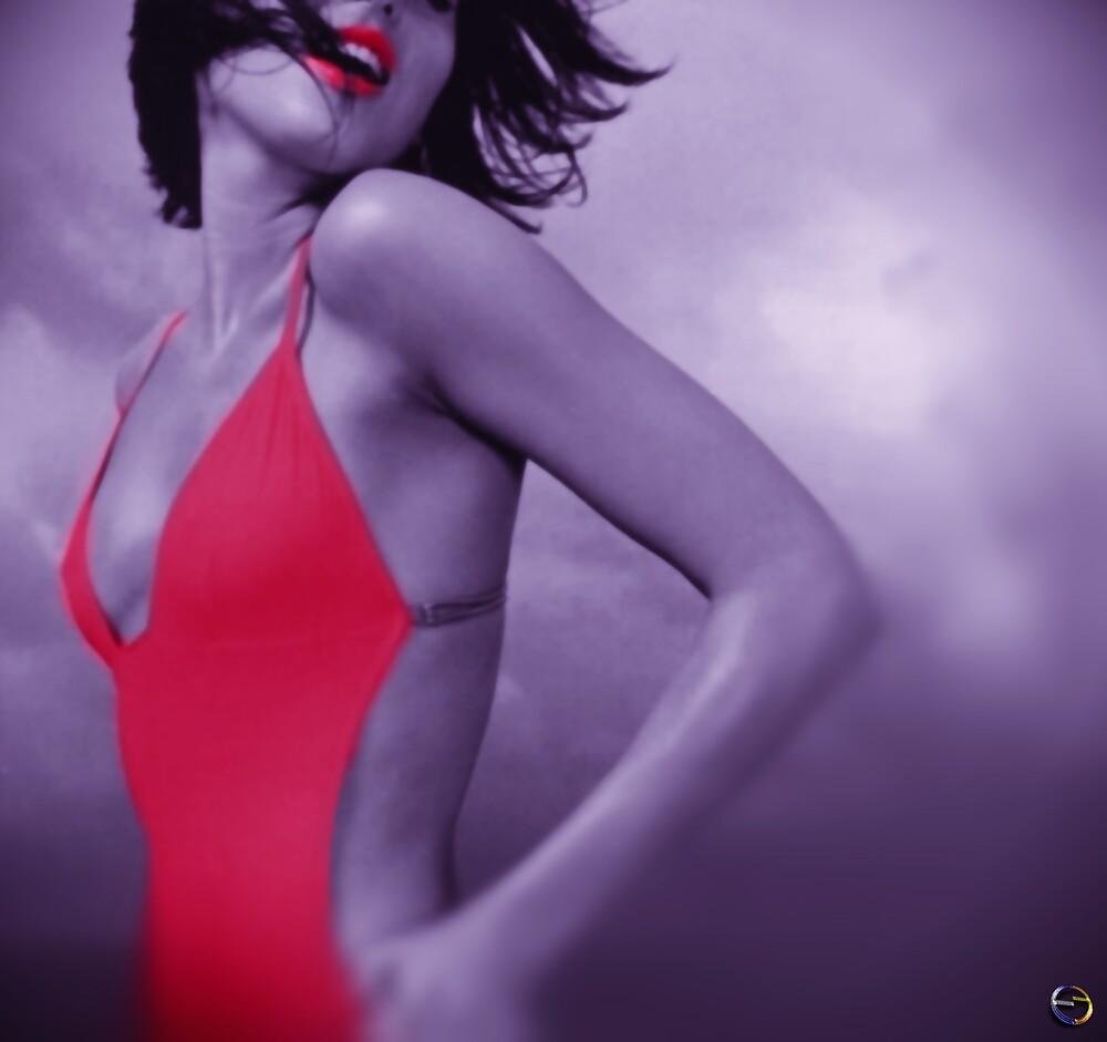 Swimsuit by Edward Shepherd