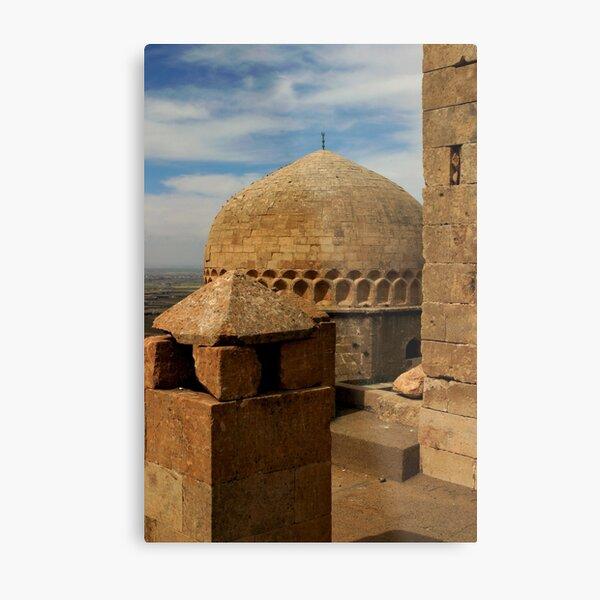 Roof of Kasimiye Medrese Metal Print
