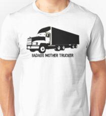 Bad Mother Trucker version 2 T-Shirt