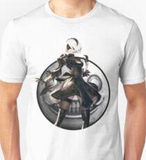 Nier: Automata 2B Emil T-Shirt