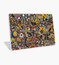 Seriously Curious  Laptop Skin
