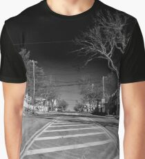 End Of City Island Avenue | New York City, New York Graphic T-Shirt