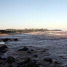 Mouth of the Umkomazi River by richeriley