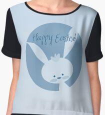 Easter Bunny Chiffon Top