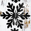 Rustic Winter Snowflakes by mindydidit
