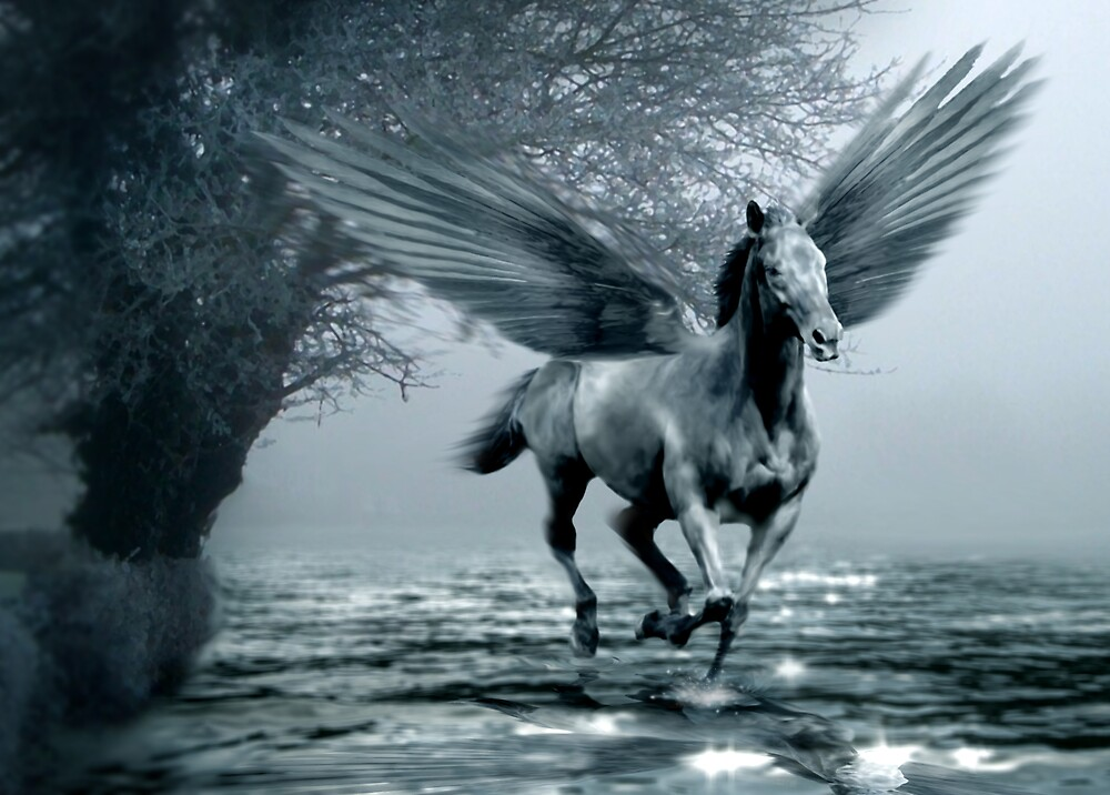 Free From Reins by Cliff Vestergaard