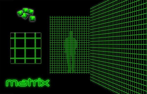 Matrix I by Graeme Hindmarsh Design