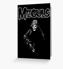 The Mizguls Greeting Card