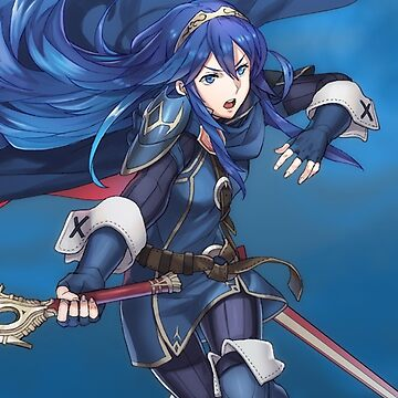 Princess Lucina  by TomsTops